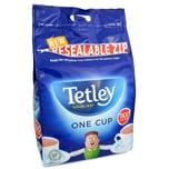 Tetley Tea 1100 Tassen Teebeutel - 2,5 kg - Schwarztee in Teebeuteln