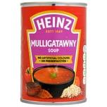Heinz Classic Mulligatawny Beef Curry Soup Rindfleischsuppe mit Curry und Mango Chutney 400g