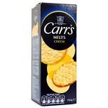 Carr's Melts Cheese 150 g - würziger Cracker mit Käse