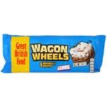Burtons Wagon Wheels Jammie - Biskuit-Törtchen mit Schokoüberzug