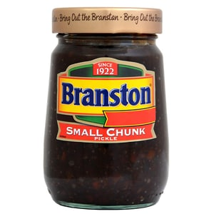 Branston Small Chunk Pickle 360g - Süß-saures Pickle