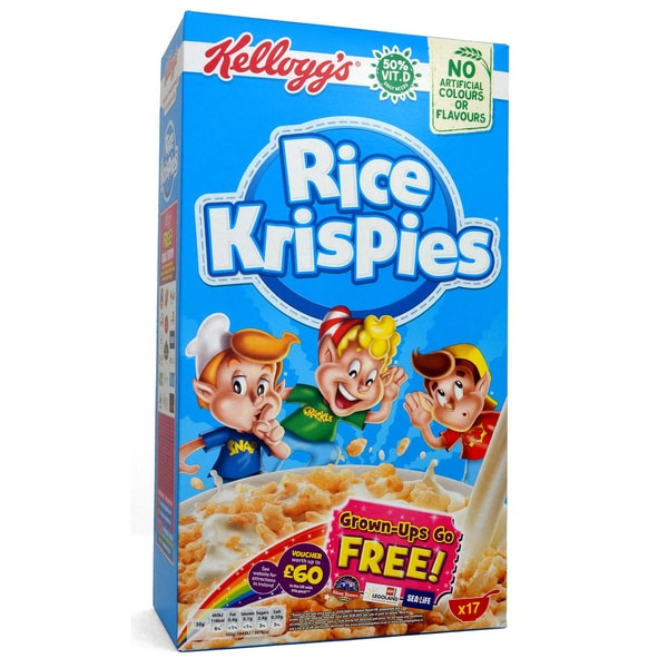 Kelloggs Rice Krispies 510g - Reisflocken
