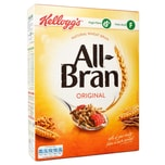 Kelloggs All-Bran Original Frühstücks-Getreideflocken 500g