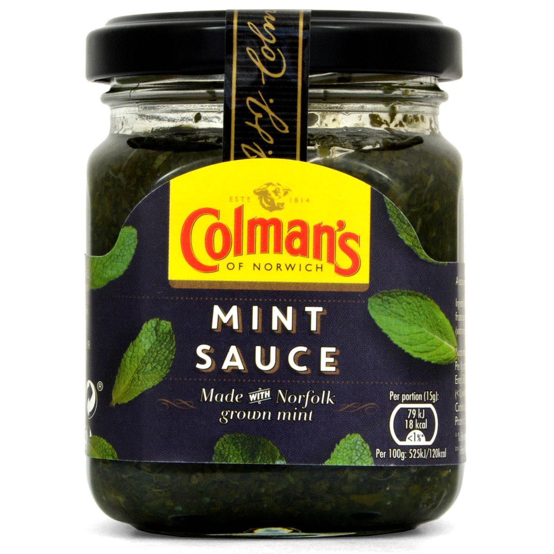 Colmans Mint Sauce 165g - Minzsauce
