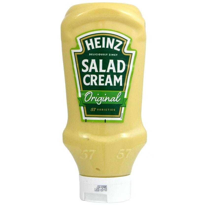 Heinz Salad Cream Original 605g