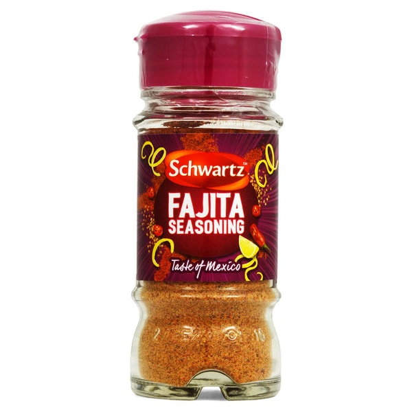 Schwartz Fajita Seasoning 46g - Gewürzmischung