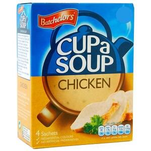 Batchelors Cup a Soup Chicken - Instant-Suppengericht, Hühnchengeschmack