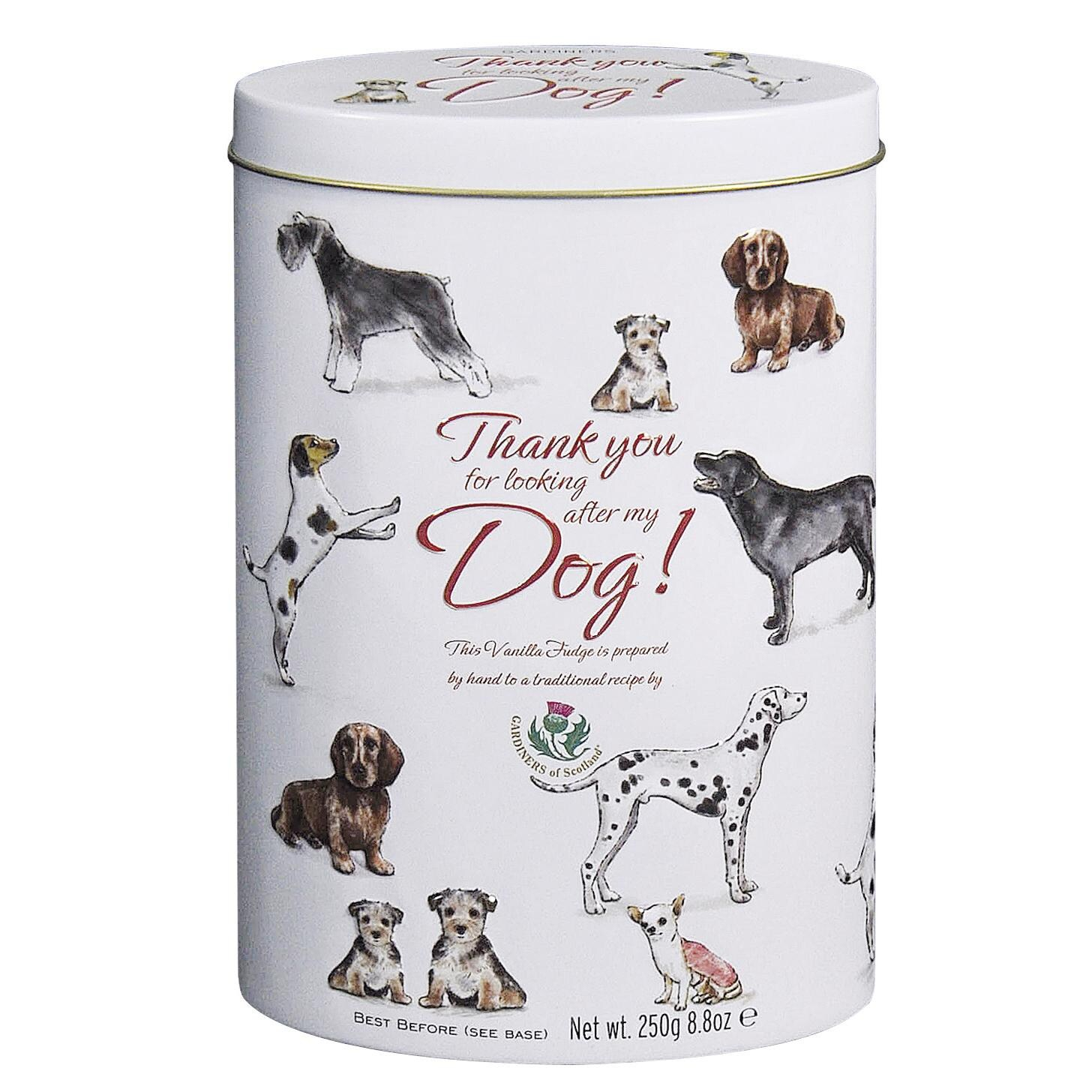 Gardiners Fudge Thank you - Dog 250g - Weichkaramellen