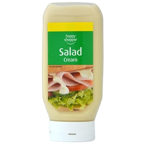 Happy Shopper Salad Cream 430g - Salatcreme