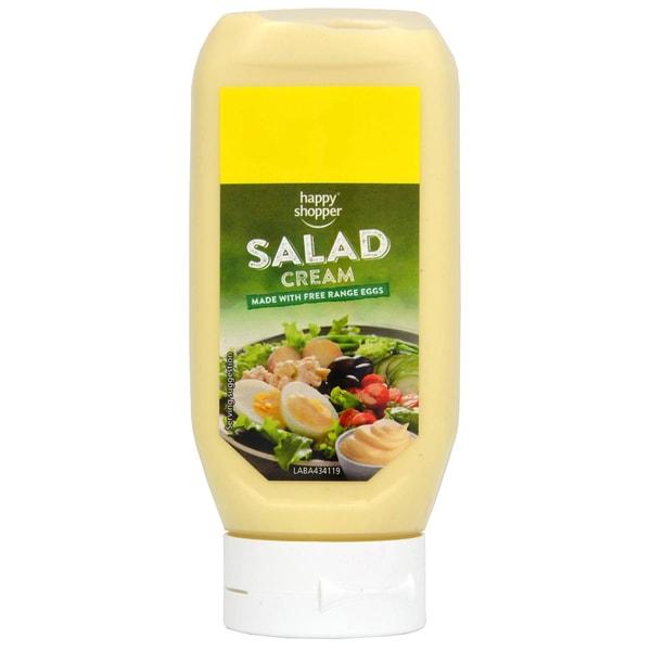 Happy Shopper Salad Cream Salatcreme 430g