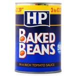 HP Baked Beans Weiße Bohnen in Tomatensoße 415g