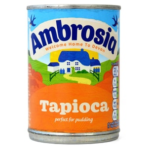 Ambrosia Creamed Tapioca Tapioka-Pudding 385g