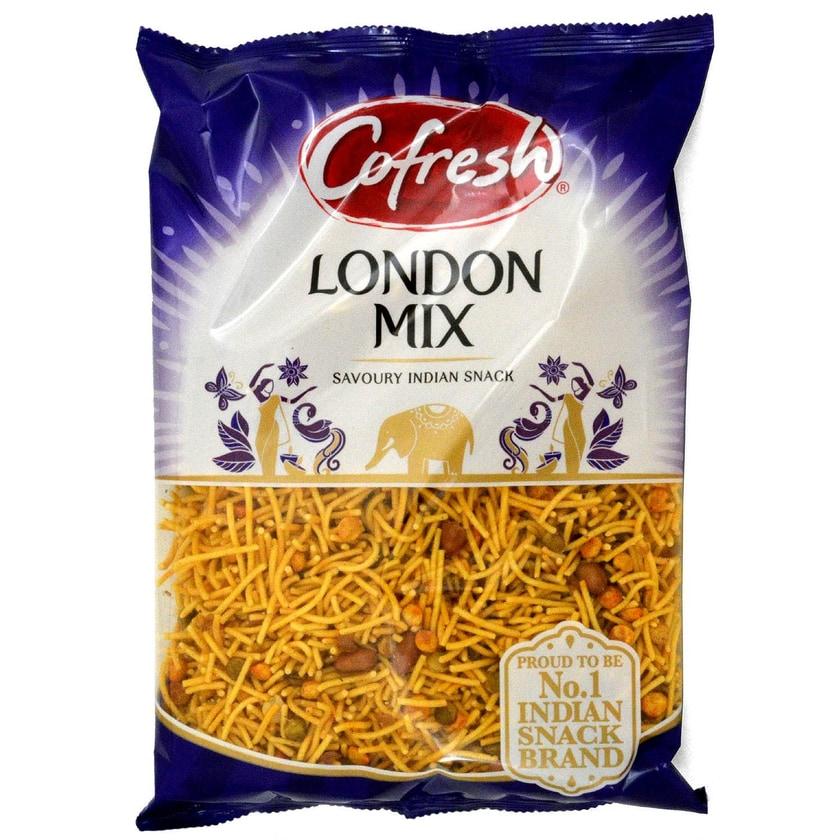 Cofresh London Mix 325g würziger Snack