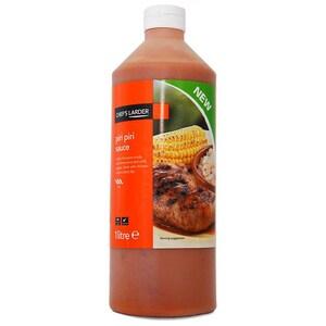 Chefs Larder Piri Piri Sauce 1l - Feinkostsauce mit Chili