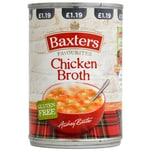Baxters Chicken Broth Gemüseeintopf mit Huhn 400g