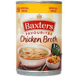 Baxters Chicken Broth - Gemüseeintopf mit Huhn