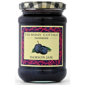 Thursday Cottage Damson-Zwetschgen-Konfitüre Extra 340g