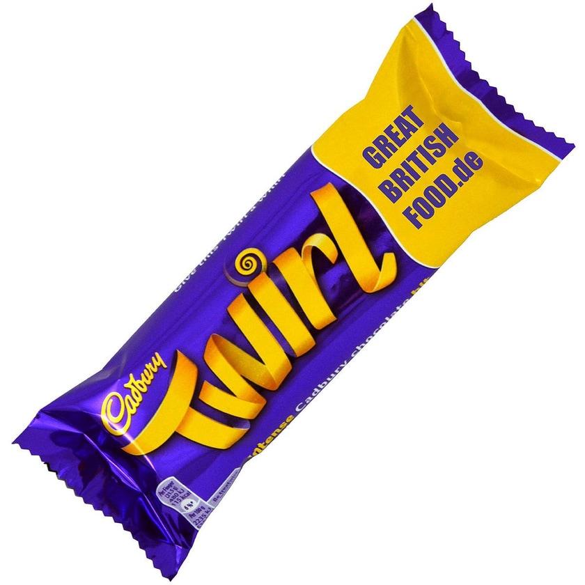 Cadbury Twirl - Milchschokoriegel