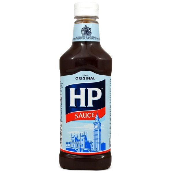 HP Sauce Original 600g - Würzsauce