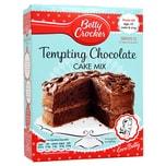 Betty Crocker Tempting Chocolate Cake Mix 425g - Schokoladen-Kuchen-Backmischung