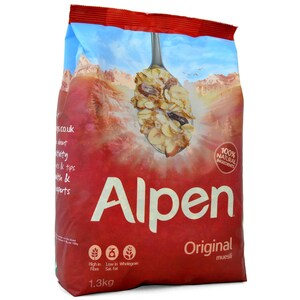 Alpen Muesli Original 1,3kg