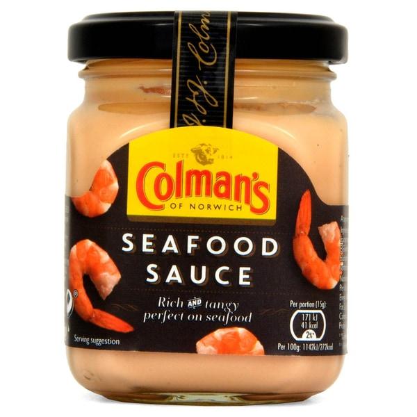 Colmans Seafood Sauce 155g - Cocktailsauce