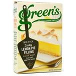 Greens Lemon Pie Filling Twin Pack - Füllung für Zitronenkuchen