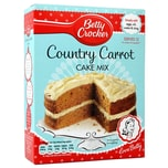 Betty Crocker Carrot Cake Mix - Backmischung Karottenkuchen