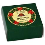 Thursday Cottage Christmas Pudding 112g im Geschenkkarton - Weihnachtspudding