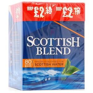 Scottish Blend 80 Teebeutel - 232g - Schwarztee in Teebeuteln