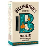 Billingtons Natural Molasses Sugar Rohrzucker unraffiniert 500g