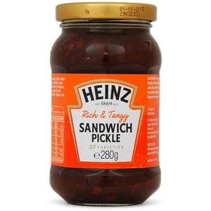 Heinz Rich & Tangy Sandwich Pickle 320g