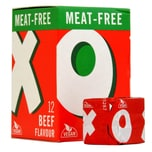 OXO Cubes Beef Flavour Meat-Free 12 pcs. 71g