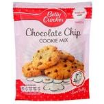 Betty Crocker Chocolate Chip Cookie Mix Backmischung 200g