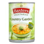 Baxters Country Garden Soup 400g - Gemüsesuppe mit Reis
