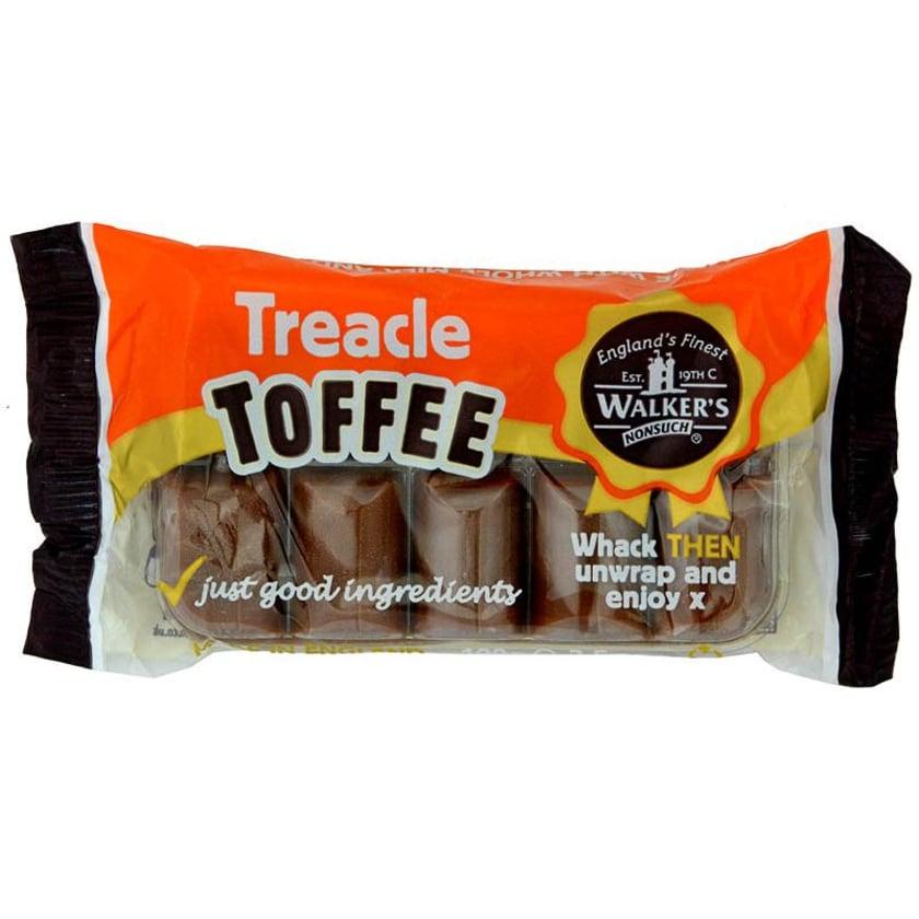 Walkers´ Nonsuch Treacle Toffee - mit Melasse