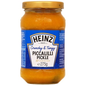 Heinz Piccalilli Pickle 310g - Senf-Pickle