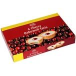 Happy Shopper 6 Cherry Bakewells 232g - Törtchen mit Kirsch-Mandel-Geschmack