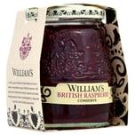 Williams British Raspberry Conserve 340g - Himbeer-Konfitüre extra