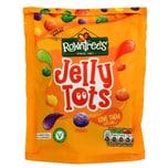 Rowntrees Jelly Tots Geleebohnen mit Fruchtgeschmack 150g