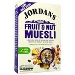 Jordans Fruit & Nut Muesli mit Früchten und Nüssen