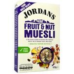 Jordans Fruit & Nut Muesli - mit Früchten und Nüssen