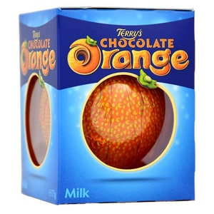 Terrys Chocolate Orange Milk Vollmilchschokolade Orange-Geschmack 157g