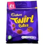 Cadbury Twirl Bites Milchschokolade 95g