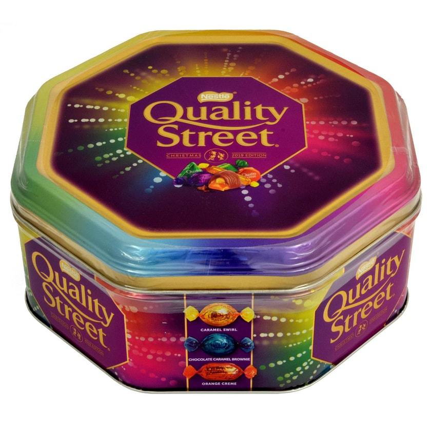 Nestle Quality Street Tin 1kg Praliné-Sortiment