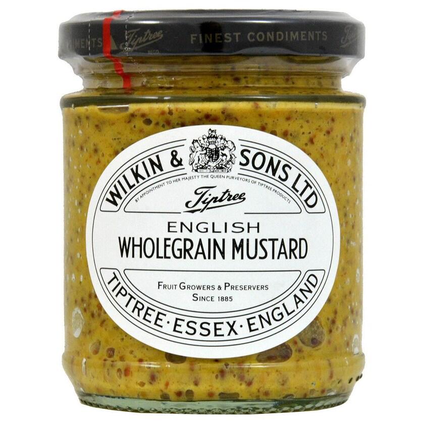 Wilkin & Sons Englischer Vollkorn-Senf 185g