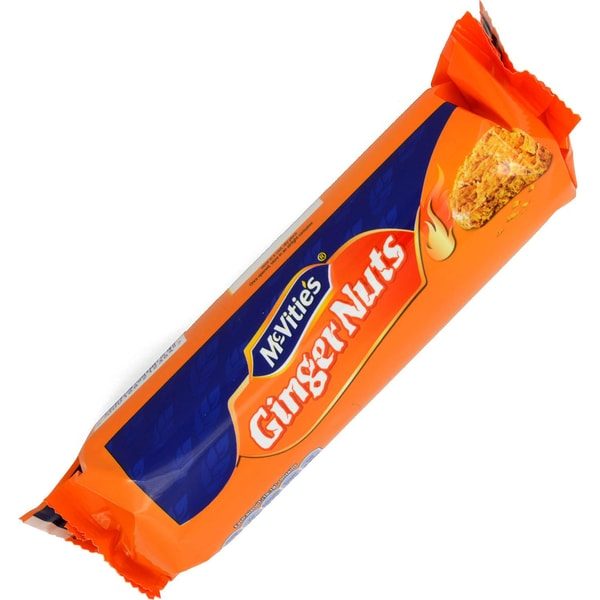 McVities Ginger Nuts - Ingwer-Kekse 200g