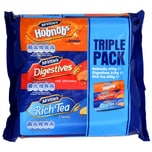 McVities Triple Pack 750g - Keks-Sortiment