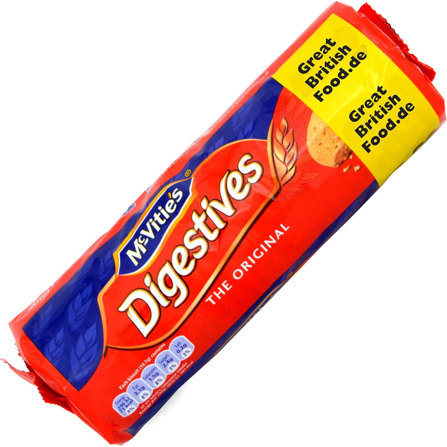 McVities Original Digestives 400g - Weizenkekse