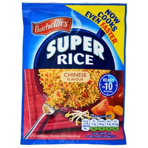 Batchelors Savoury Super Rice Chinese Flavour - Reisgericht China-Geschmack
